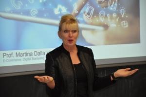 Marketingimpuls mit Martina Dalla Vecchia
