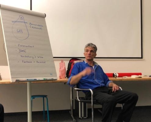 Fachimpuls mit Mario Ruch