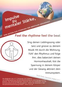 Feel the rhythme feel the beat