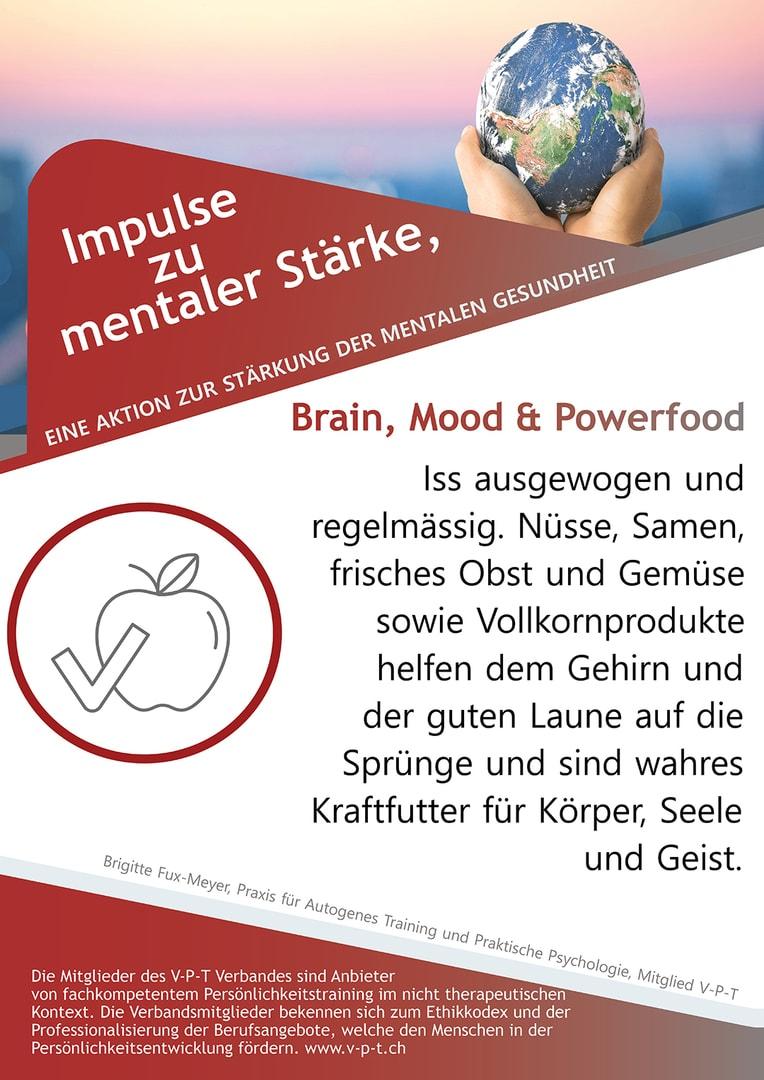 Brain, Mood & Powerfood