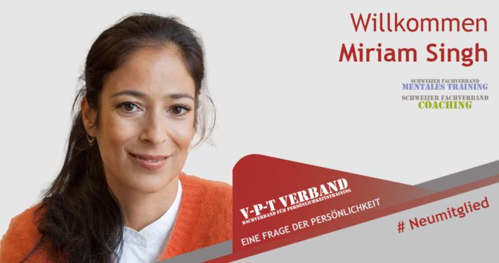 Miriam Singh